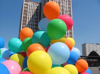 Ballons by sarah-k