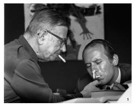 Sartre et paul Nizan